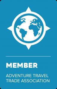 Member Badge for Adventure Travel Trade Association